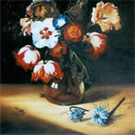 Bouquet of flowers - Copy of a painting