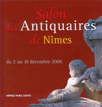Antique Fair in Nimes